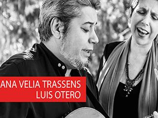 concierto Ana Velia Trassens y Luís Otero