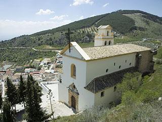iglesia de la encarnacion moclin