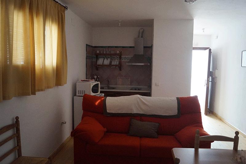apartamento rural corcuela