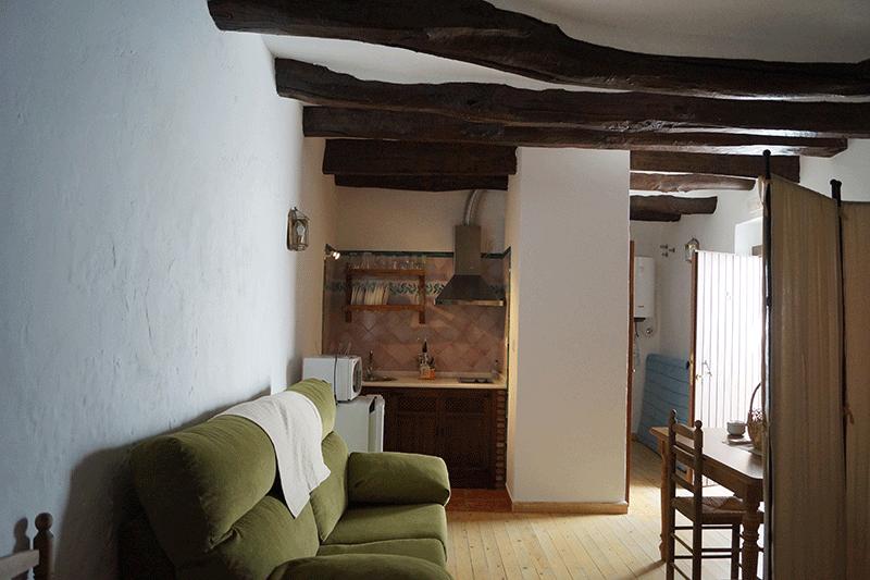 apartamento rural el hacho
