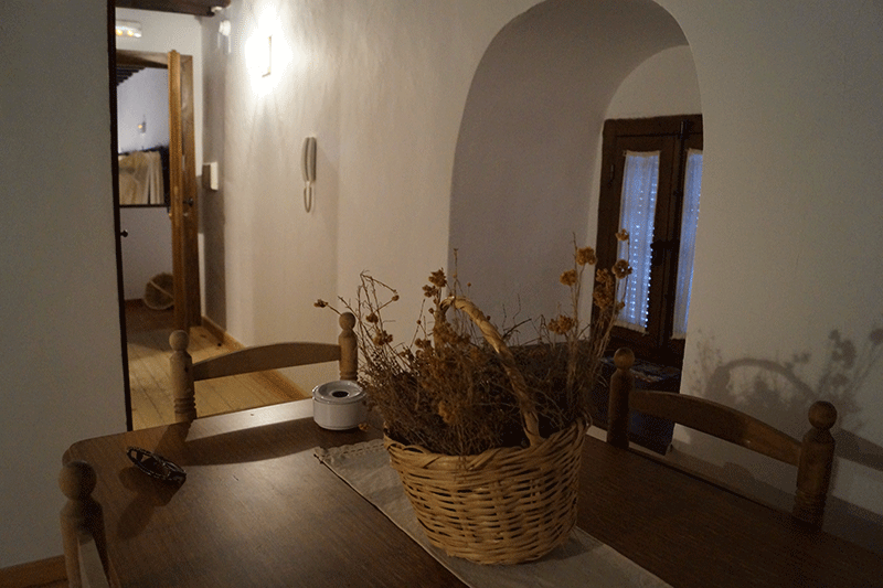 apartamento rural malalmuerzo